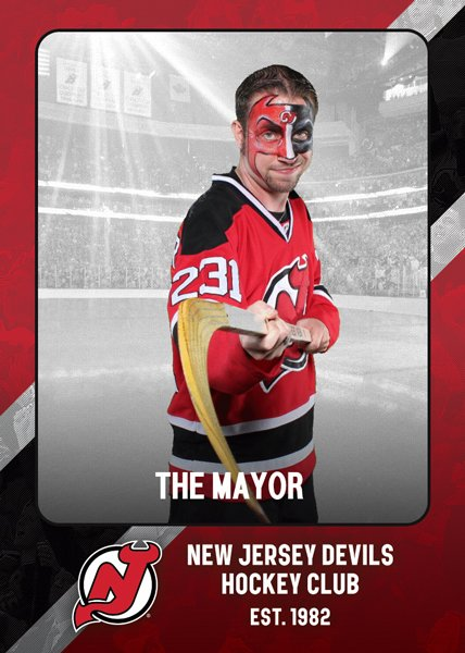NHL Devils Fan Event